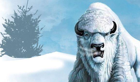 White Buffalo: Microgaming Slot im Internet spielen