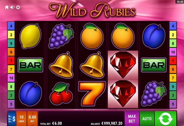 Spiele Wild Rubies - Video Slots Online