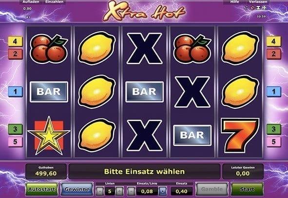 Spiele Xtra Hot - Video Slots Online