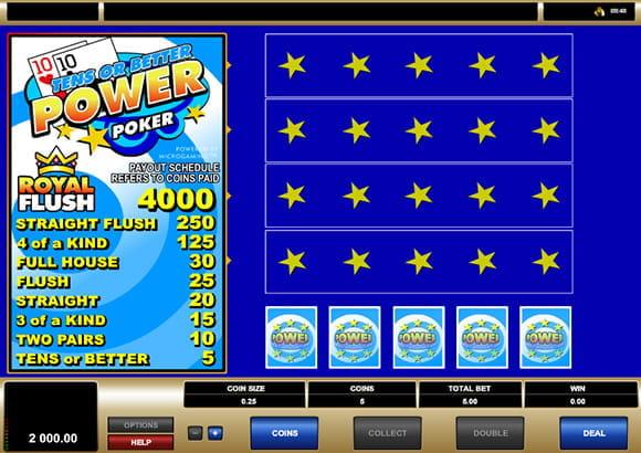 Video Poker Regeln Guide Tipps Fur Das Spiel Um Echtgeld
