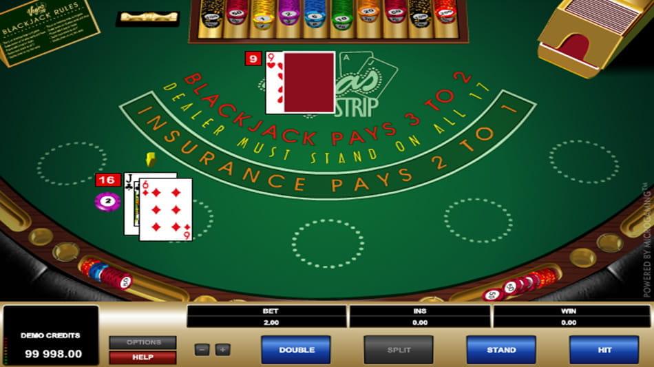 Kartengluecksspiel