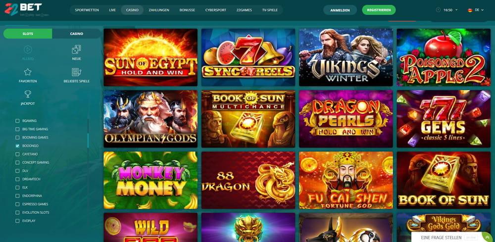 Beste Spiele Im Casino