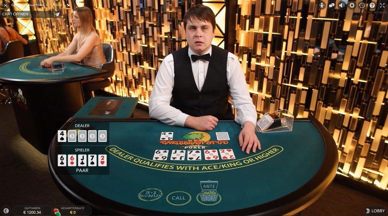 Mr green poker