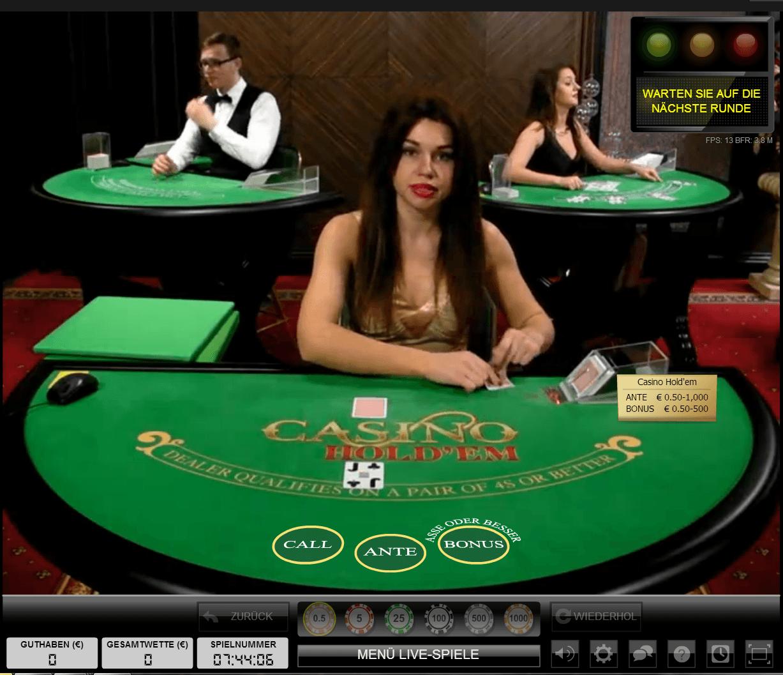 Live Casino Mit Startguthaben