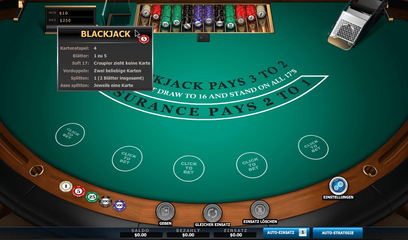 unser neues live casino
