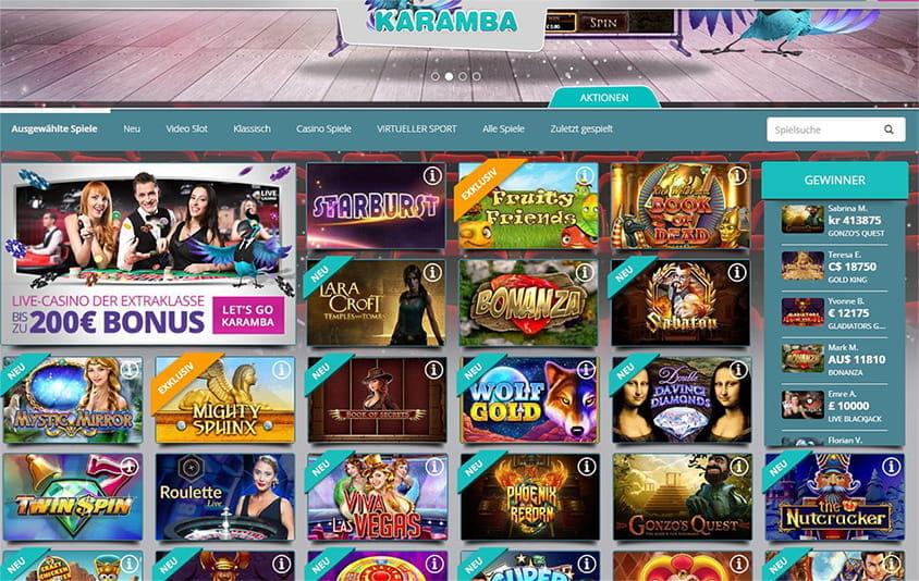Bestes online casino 2020