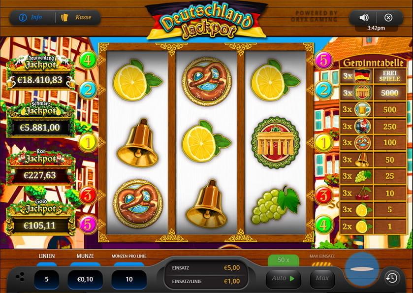 mystic riches spielautomat