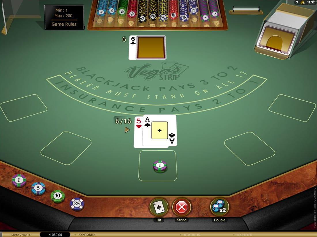 Blackjack Online Erfahrungen