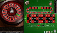 Vorschau InterCasino Common Draw Roulette