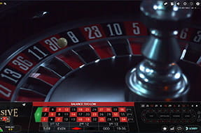 Immersive Roulette von Evolution Gaming bei William Hill