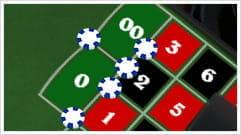 Roulette Doppelnull