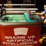 Vier Pokerprofis treten gegen künstliche Intelligenz an