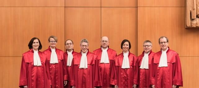 Bundesverfassungsgericht Senat