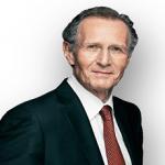 Wirtschaftsexperte Bert Rürup