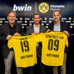 Deal zwischen Bwin und Borussia Dortmund