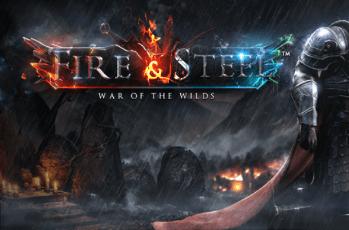 Vorschaubild für die News zum Slot Fire and Steel