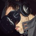 VR Headset Symbolfoto