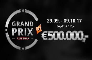 Partypoker Grand Prix Austria in Wien