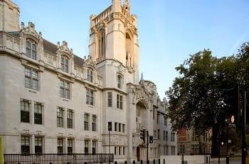 Der Supreme Court UK