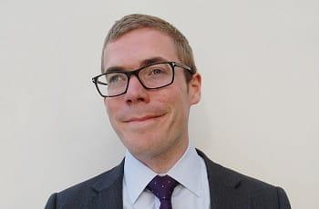 George Lusty von der Verbraucherschutzbehörde CMA