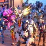 Helden im Blizzard Spiel Overwatch