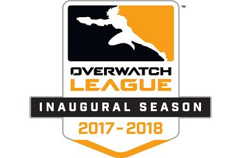 Logo der ersten Overwatch League Saison