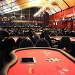 Pokerfloor der Spielbank Berlin
