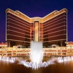Das Wynn Palace in Macau