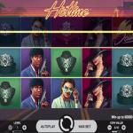 Hotline Slot von NetEnt