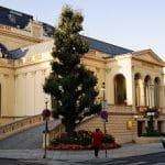 Fassade des Casino Baden