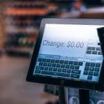 Kasse ohne Wechselgeld - Symbolbild