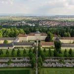 Luftbild Uni Hohenheim
