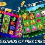 Social Casino Screenshot