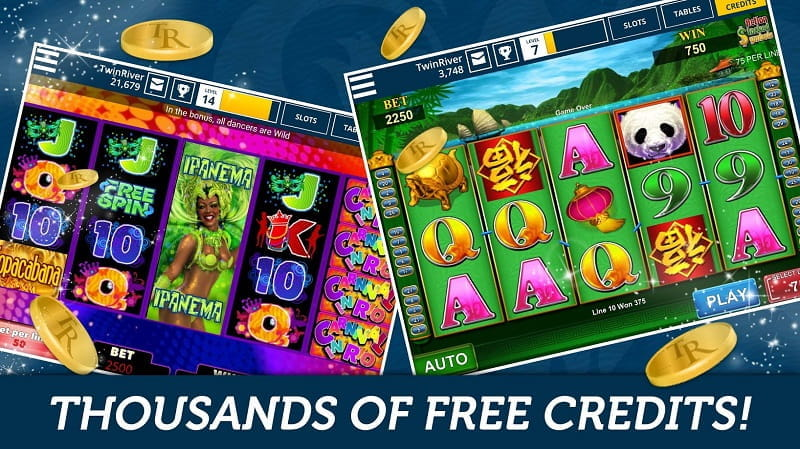 Screenshot Social Casino