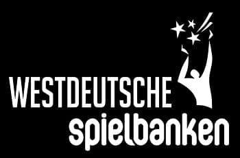 Das offizielle Logo der Westdeutschen Spielbanken (Westspiel).