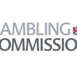 Das Logo der britischen Glücksspielaufsichtsbehörde UK Gambling Commission