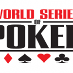Das Logo des weltgrößten Pokerturniers World Series of Poker