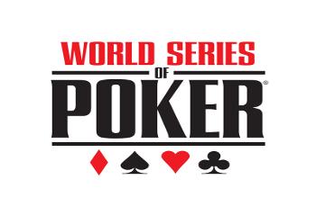 Das Logo der World Series of Poker
