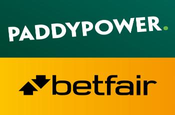 Das Logo des britischen Buchmacher-Konzerns Paddy Power Betfair