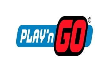 Das Logo des schwedischen Spieleentwicklers Play'n GO