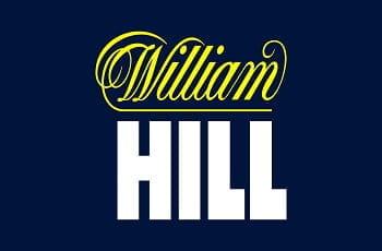 Das Logo des Londoner Buchmachers William Hill