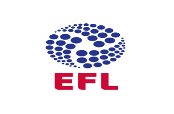 Das Logo der English Football League, EFL