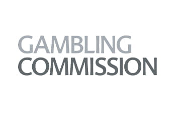 Das Logo der britischen Glücksspielkommission, UKGC
