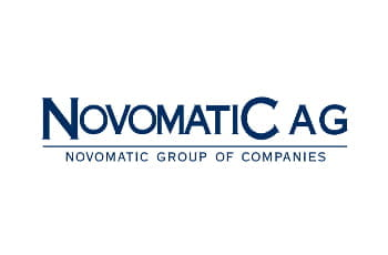 Das Logo der Novomatic AG
