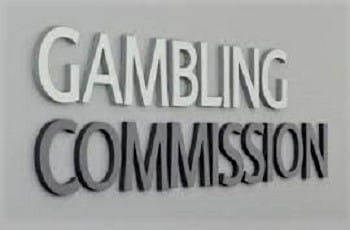 Das Logo der britischen Glücksspielaufsicht, UK Gambling Commission