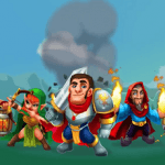 Das Titelbild des neuen Microgaming-Slots Cash of Kingdoms.