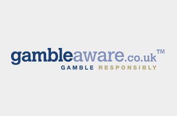 Das Logo der britischen Spielerschutzinitiative GambleAware