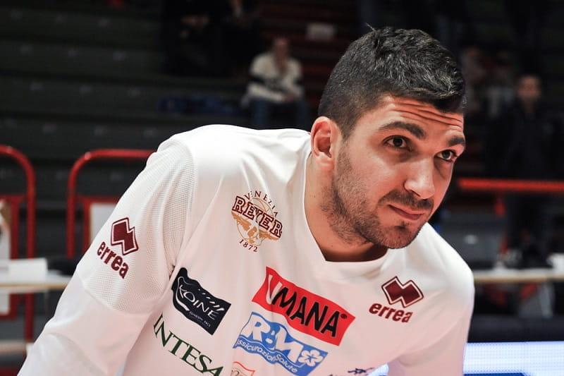 Der uruguayische Basketballspieler Esteban Batista.