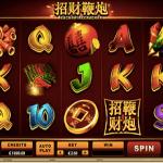 Der neue Microgaming-Slot Lucky Firecracker.