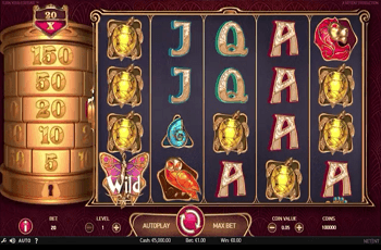 Der neue NetEnt-Slot Turn Your Fortune.